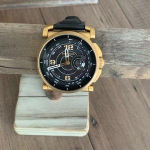 Diesel Men's in-time hybrid smartwatch